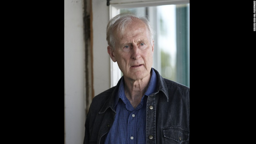 "James Cromwell has been working in the industry since 1974, so you might have seen his face quite a bit. He might be most recognizable from his role as the farmer in ""Babe."""