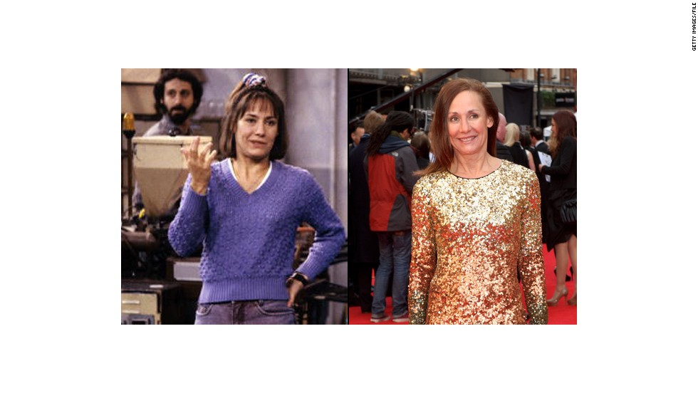 "Laurie Metcalf played Jackie, Roseanne's sister and confidante. She has done quite a bit of work in theater and, like Gilbert, has appeared on ""The Big Bang Theory,"" playing Sheldon Cooper's mom. She also has voiced the role of Andy's mom in the ""Toy Story"" films."
