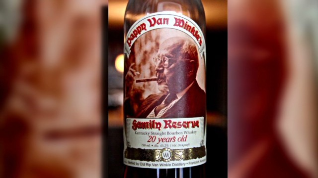 One of world's best bourbons stolen