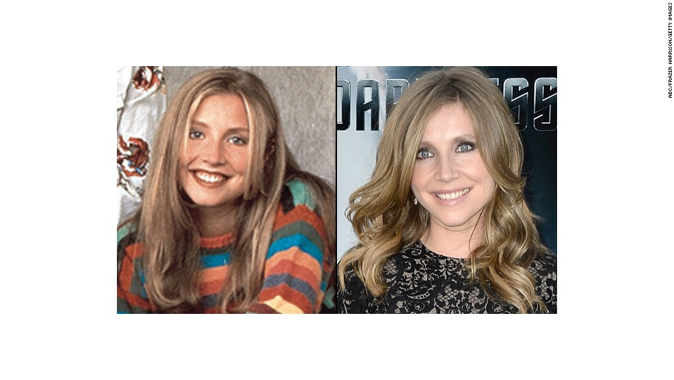 "Sarah Chalke played the older Becky Conner for a bit. She was a regular on ""Scrubs"" and most recently in the ABC comedy ""How to Live with Your Parents (For the Rest of Your Life)."""