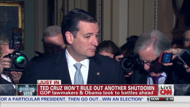 GOP fractures after shutdown showdown