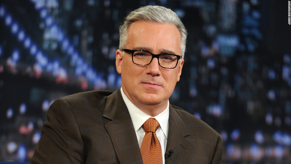 "Keith Olbermann hosted ""Countdown"" on both MSNBC and Current TV."