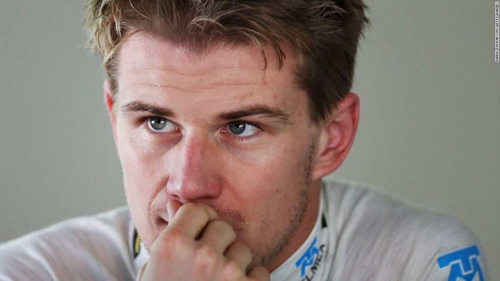 There has been speculation that Sauber driver Nico Hulkenberg missed out on a top seat in 2014 because at 1.84m he brings a greater weight disadvantage to a team than a smaller driver.