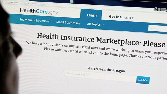 Insurers suffer Obamacare site glitches