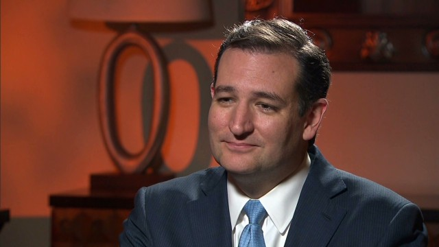 Sen. Cruz: GOP failed, 'didn't unite'