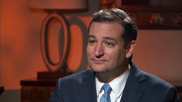 Cruz: I don't work for the party bosses