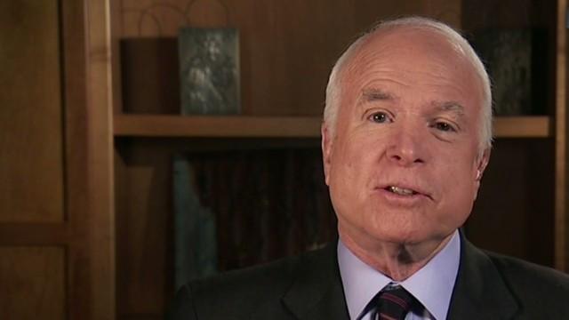 McCain: Shutdown tactics 'fool's errand'