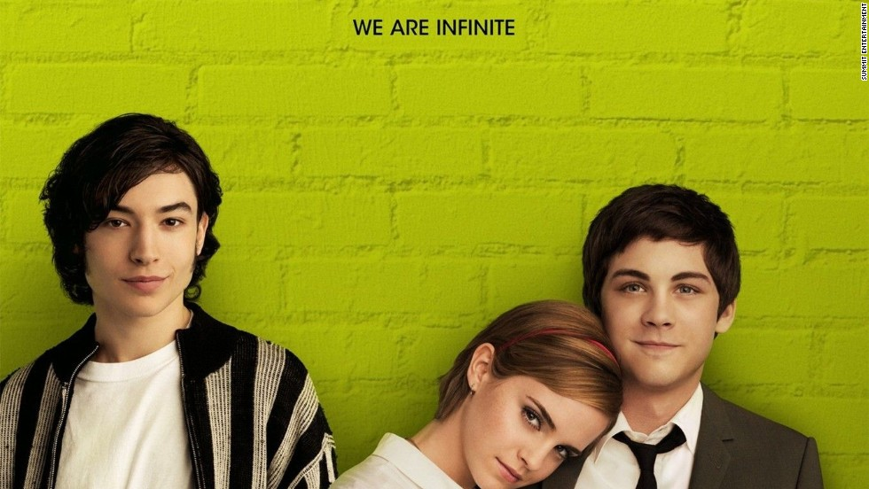 "Stephen Chbosky wrote ""The Perks of Being a Wallflower"" and adapted it into a successful film in 2012 starring Ezra Miller, left, Emma Watson and Logan Lerman."