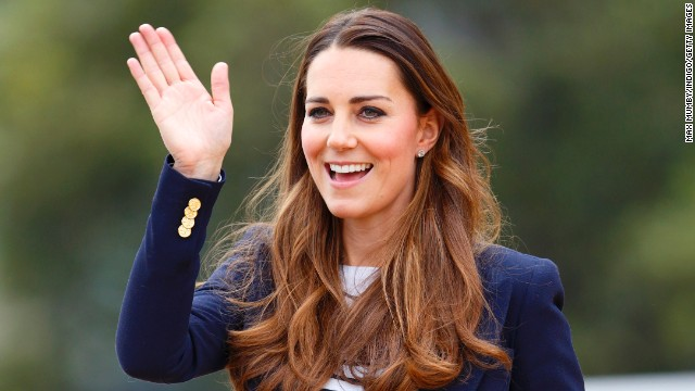 Report: Kate Middleton's phone hacked
