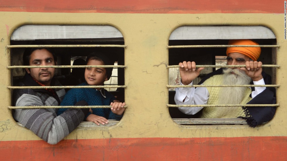 "One of the largest rail networks in the world, Indian Railways is 160 years old this year and lovingly known as ""the lifeline of a nation."" Indian trains carry more then 20 million passengers a day. In great shape? Not often, but always a classic experience."