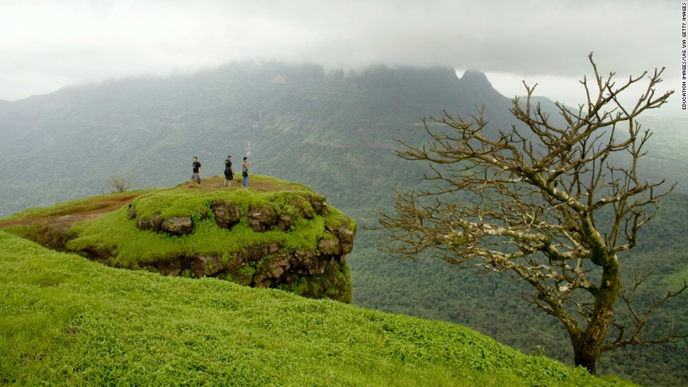Matheran, a hill station, or city in the mountains, is a walker's haven.