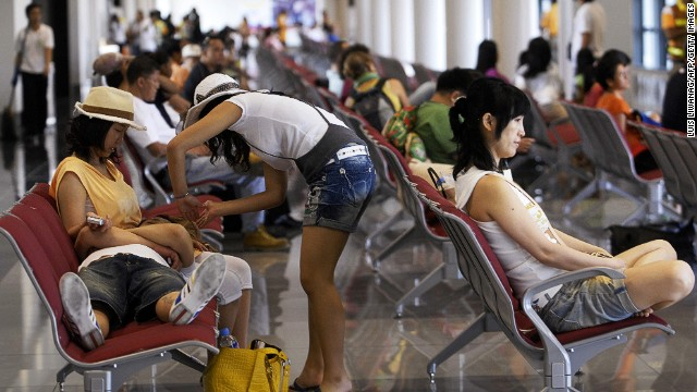"A Manila NAIA official says complaints about the airport are a reaction to ""old issues."""