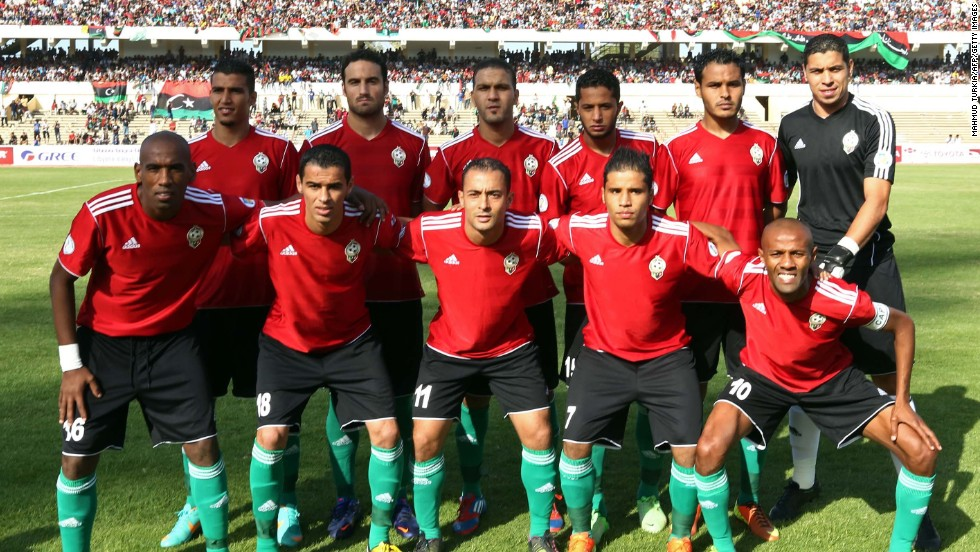 The Libyan national team is currently ranked 61st in the world and is hoping to make it through to the 2015 Africa Cup of Nations.