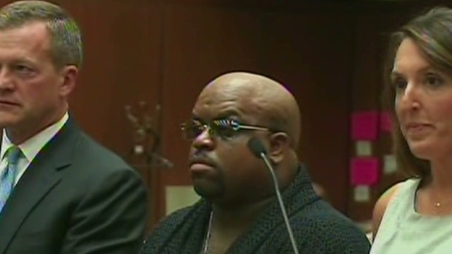 No rape charge against CeeLo Green