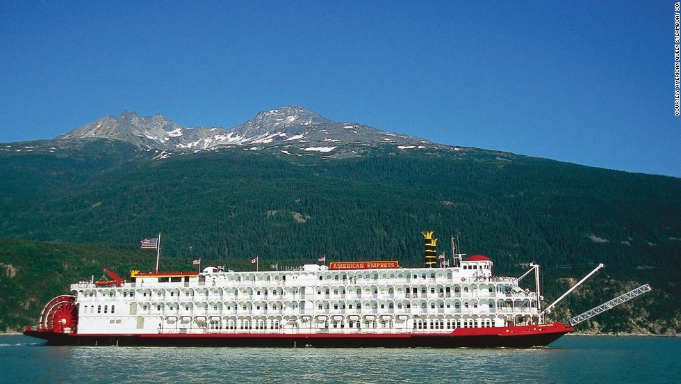 This spring the American Empress starts voyages between Portland, Oregon, and Clarkston, Washington.