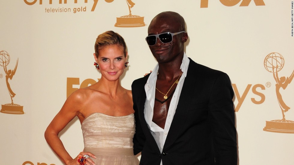"In 2005, singer Seal proposed to supermodel Heidi Klum atop a glacier in Whistler, a ski resort town in the western Canadian province of British Columbia. <a href=""http://www.people.com/people/article/0,,1013954,00.html"" target=""_blank""> She called it ""a once-in-a-lifetime event."" </a>The couple split in 2012."