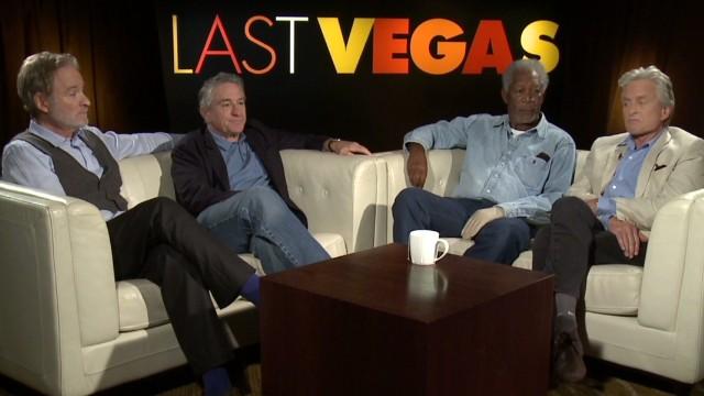 Morgan Freeman: Kevin Kline the funniest