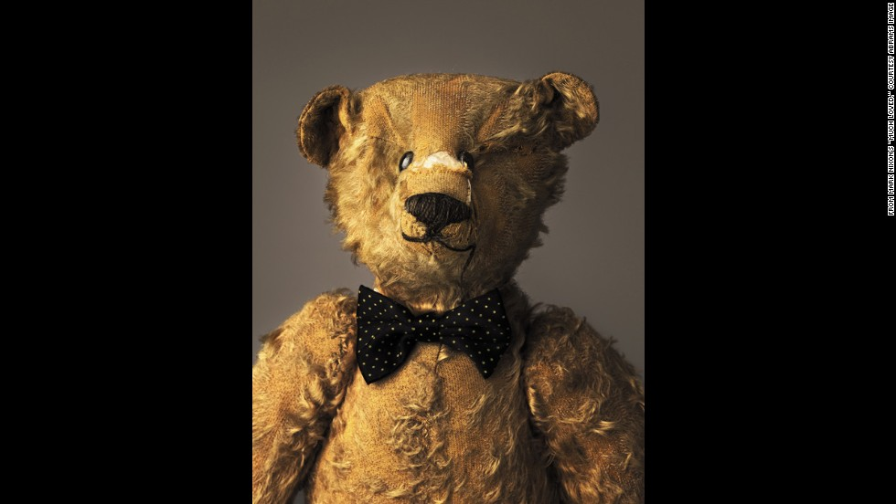 <strong>Edward -- </strong>Age: 104.Height: 23 inches.<br />Belongs to Melissa Nolan of the Dolls Hospital & Teddy Bear Clinic.