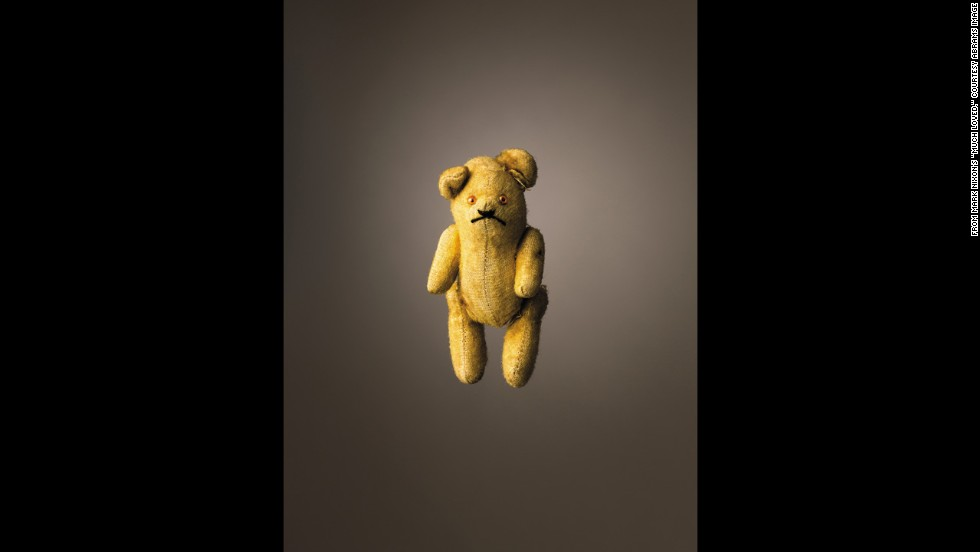 <strong>Teddy Tingley -- </strong>Age: 45.Height: 5 inches.Belongs to Nicky Griffin.