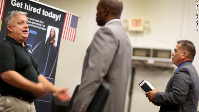7% jobless rate is lowest in 5 years