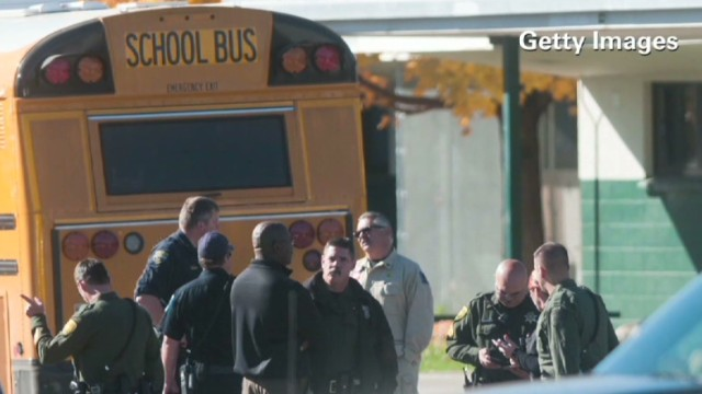 911 tapes in Nevada school shooting