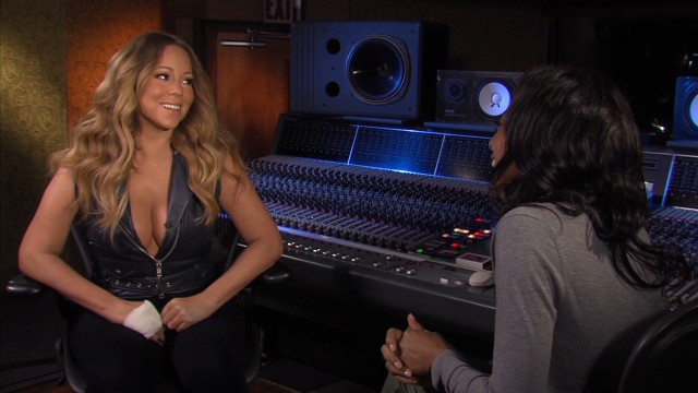 Mariah Carey on 'Letting Go'