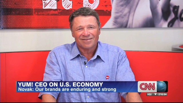 Yum! Brands CEO on expansion plans