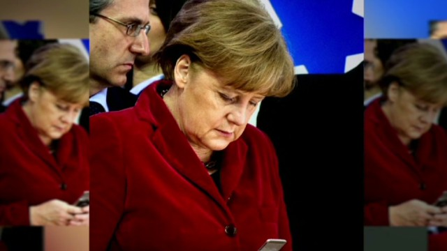 Did NSA monitor German Chancellor phone?