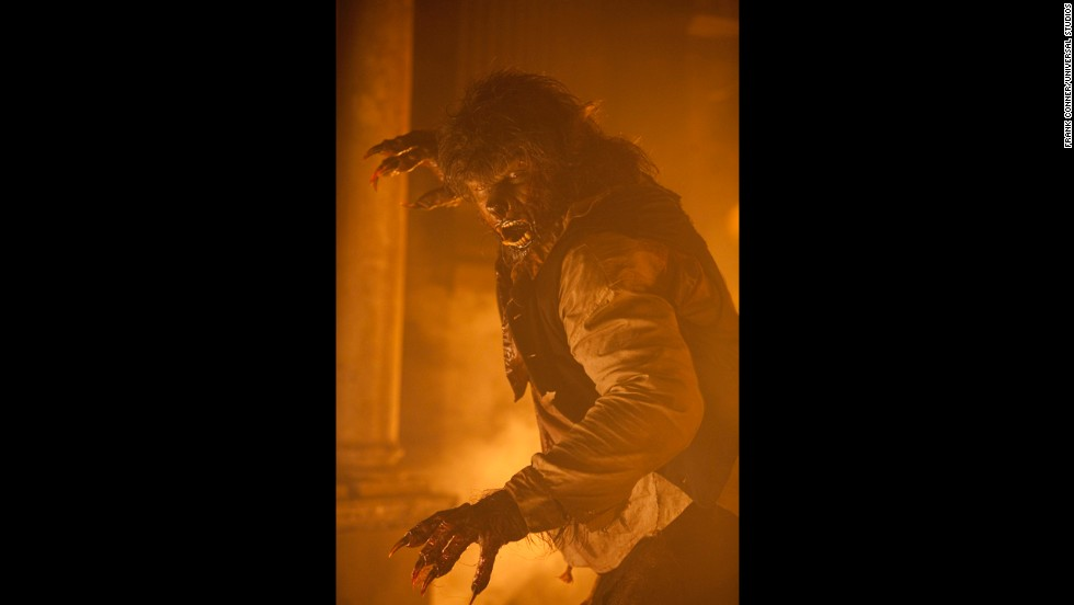 """<strong>""""The Wolfman""""</strong> (2010) had a terrific cast -- Benicio Del Toro and Anthony Hopkins were among the performers -- and was based on a surefire horror character. But a number of internal problems, including changing directors and reshooting the ending, doomed the result."""