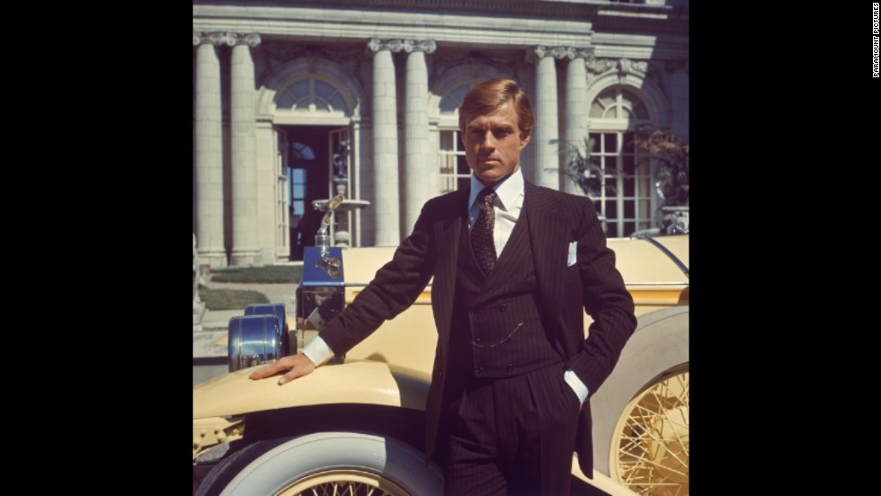 "F. Scott Fitzgerald's classic novel <strong>""The Great Gatsby""</strong> has<a href=""http://www.cnn.com/2013/05/09/showbiz/movies/unfilmable-novels-adaptations-gatsby/""> stubbornly resisted being made into a great film</a>. The 2013 version got mixed reviews from critics, though it did well at the box office. The 1974 version, starring Robert Redford as Gatsby, carried very high hopes, but was strangely inert."
