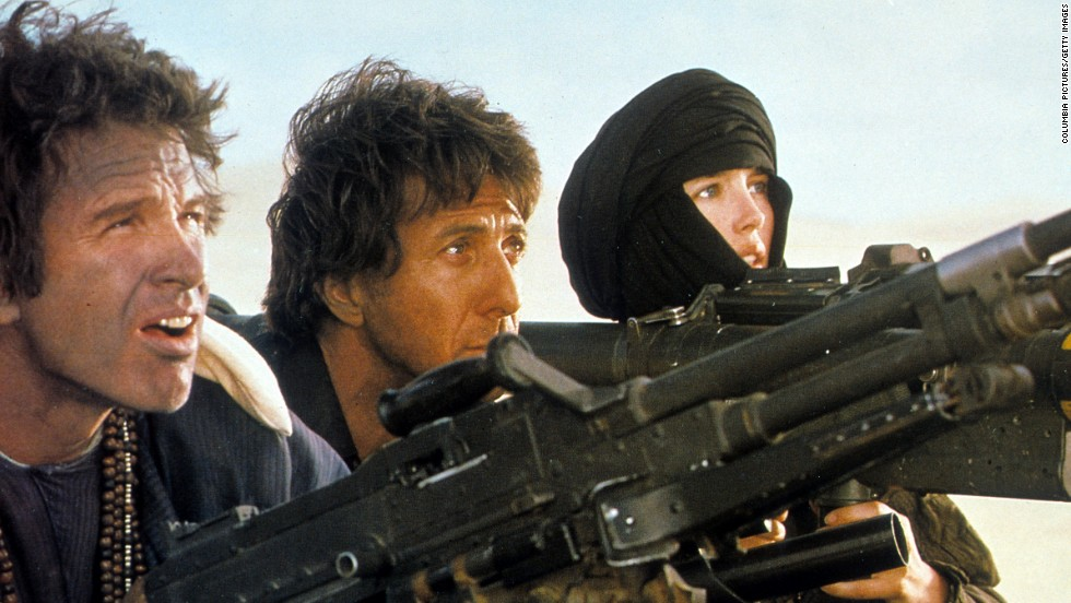 "Another symbol of excess, 1987's <strong>""Ishtar,</strong>"" has also improved with age. But at the time of release, the film suffered -- not least because of high expectations for a film starring Dustin Hoffman and Warren Beatty and directed and written by Elaine May."