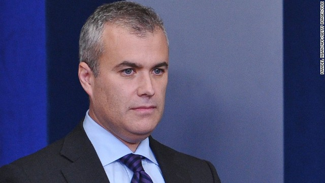Jeff Zients, the former acting Director of the White House Office of Budget and Management. Zients was tapped by the Obama administration to provide advice to HHS as the federal agency works to resolve the problems with the Obamacare enrollment site.
