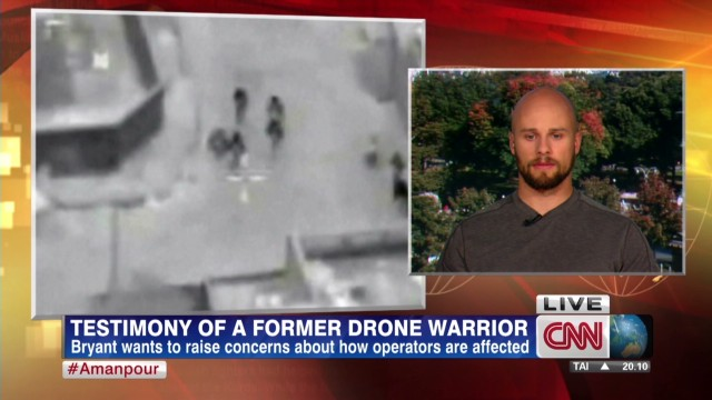 Testimony of a former drone warrior
