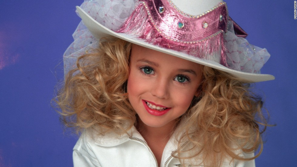 JonBenet Patricia Ramsey, was a 6-year-old beauty queen found murdered in her home in Boulder, Colorado, on December 26, 1996. The question still remains of who killed the little girl who won titles including Little Miss Colorado, Little Miss Charlevoix, Colorado State All-Star Kids Cover Girl, America's Royale Miss and National Tiny Miss Beauty. On Friday, October 25, a judge in Colorado ordered the release of 18 pages that were sealed after a grand jury went home in 1999 without charges being filed in JonBenet's death.