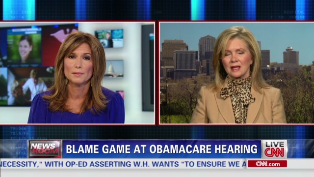 Debate over privacy at Obamacare hearing