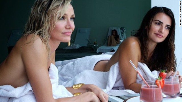 "Cameron Diaz and Penelope Cruz star in Ridley Scott's ""The Counselor."""