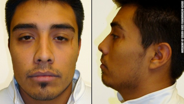 Police say Juan Pablo Vazquez is linked to 79 homicides in Mexico