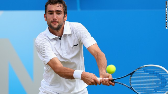 Former top-10 player Marin Cilic can return to action next week in Paris after his nine-month doping ban was reduced.