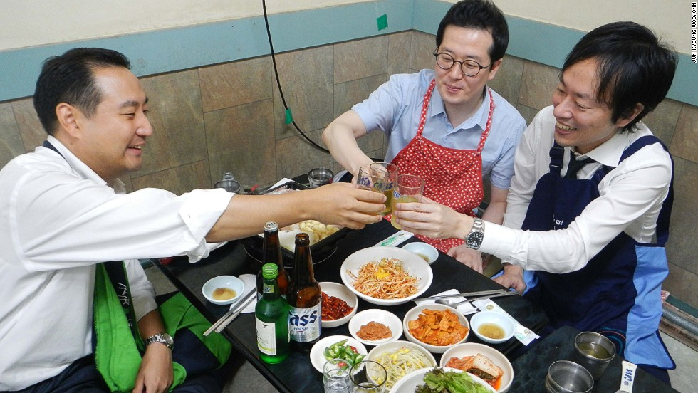 Many traditional Korean and Japanese restaurants (popular for business lunches and dinners) require patrons to leave shoes at the door. Few local humiliations match having a toe sticking out of an old, dirty sock in the midst of serious business talk.