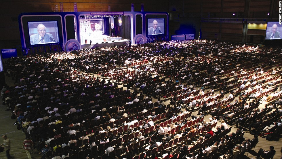 Seoul is fifth in the world for number of international conferences hosted. Last year saw a 10% increase over the previous year in the number of international meetings and conventions.