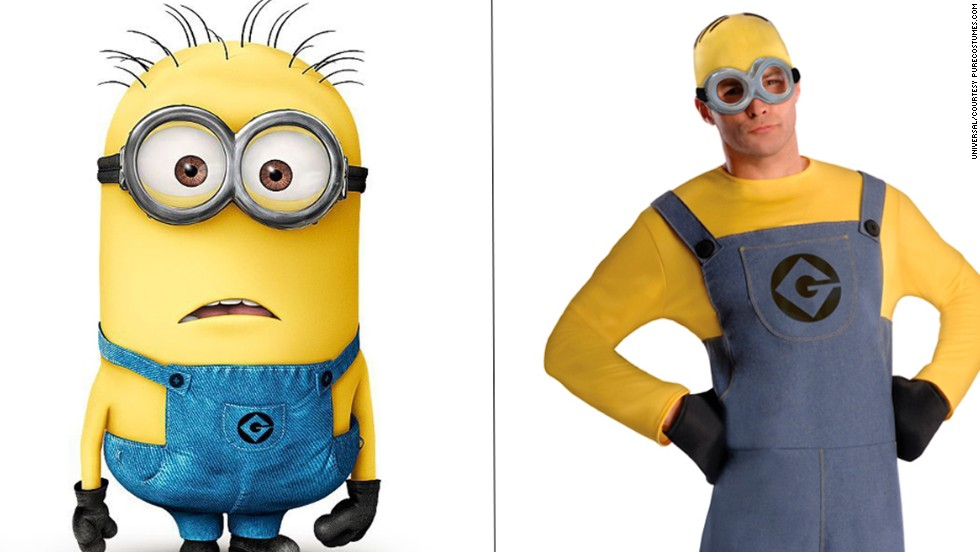 "Plenty of adults also love the animated film ""Despicable Me 2"" so why not be a Minion?"