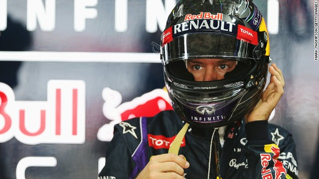 Sebastian Vettel is looking to clinch a fourth consecutive Formula One world title at the Buddh International Circuit.