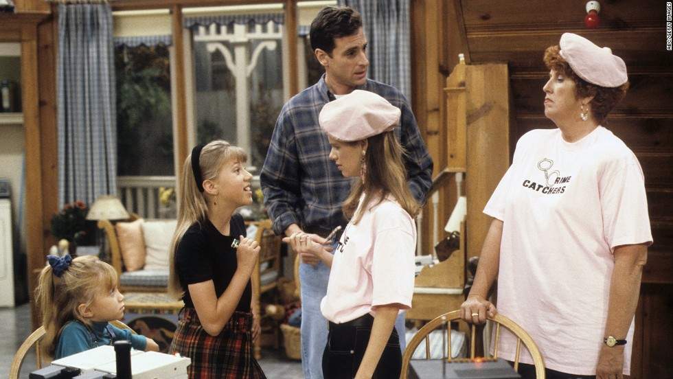 "Wallace appeared as the recurring character Mrs. Carruthers on ""Full House."""