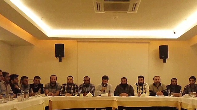 Syrian rebels reject peace talks