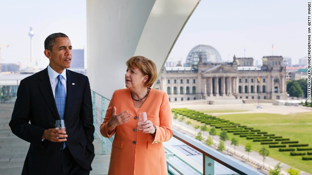Will spying now ruin US-German relations?