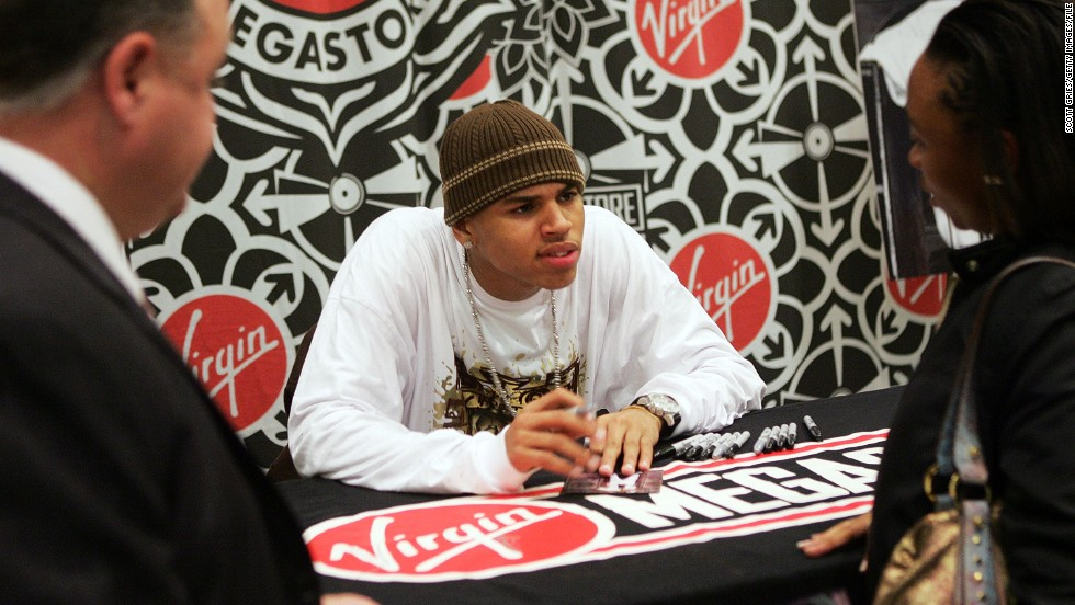 Singer Chris Brown has managed to intrigue -- and infuriate -- the public since he first burst onto the scene in 2005. Here's a timeline of his troubled history: