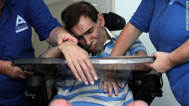 The controversial case of locked-in syndrome sufferer Tony Nicklinson revived the euthanasia debate in the UK.