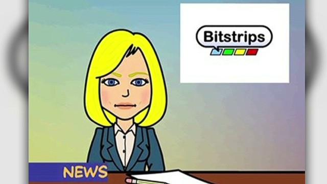 Bitstrips take over social media