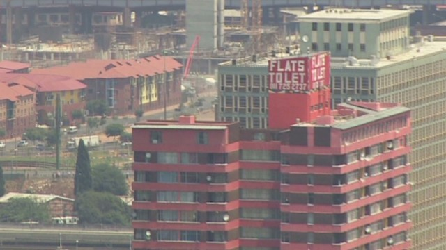 Transforming downtown Johannesburg