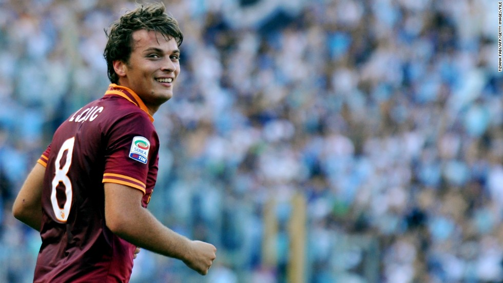 Adem Ljajic was another new recruit, arriving from Fiorentina after fellow winger Erik Lamela was sold to Tottenham Hotspur. Ljajic, a Serbia international, has made a bright start to his Roma career, scoring three goals in six appearances.